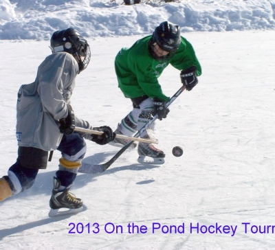 2013 Pond Hockey