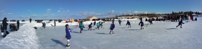 2015 Onb The Pond Hockey Tournament